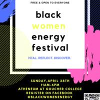 Black Women Energy