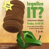 Legalize It? Marijuana Debate