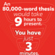 Three-Minute Thesis Challenge