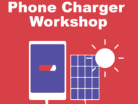 Solar-Powered Phone Charger Workshop