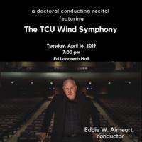 Ensemble Concert Series: Wind Symphony Concert