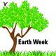 Earth Week Commemorative Tree Planting