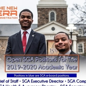 Open SGA Positions and Interviews