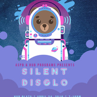 ASPB & HUB Programs presents: Silent Disglo
