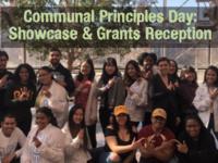 Communal Principles Day: Showcase & Grants Reception