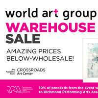 World Art Group Warehouse Sale