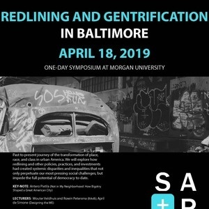 Redlining and Gentrification in Baltimore
