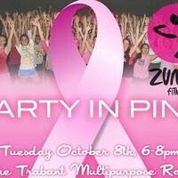 Party In Pink Zumbathon