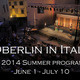Oberlin in Italy Informational Meeting