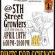 Pints for Science & Silent Auction