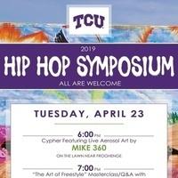 Hip Hop Symposium