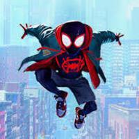 Ducks After Dark - Spider-Man: Into The Spider-Verse