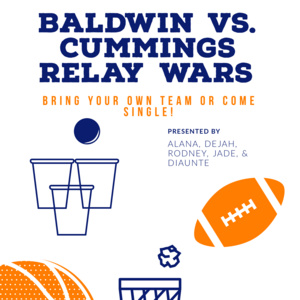 Baldwin vs. Cummings Relay Wars