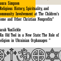 Religion and Public Engagement Summer Internship Presentations