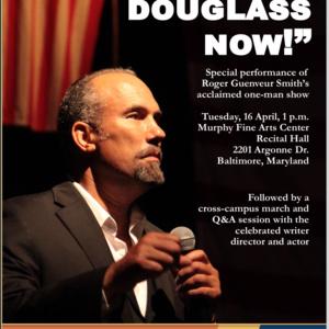"""Frederick Douglass Now"""