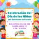 Día de los Niños con Cuéntame un Cuento (Spanish Storytime)