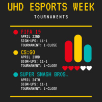 UHD ESPORTS Week