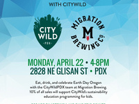 Celebrate Earth Day Oregon with CityWild