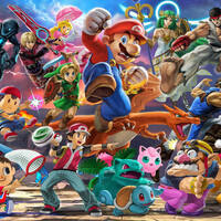 Super Smash Brothers Tournament