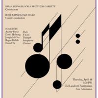 Ensemble Concert Series: TCU Symphonic and Concert Band
