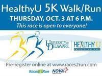 4th Annual HealthyU 5K