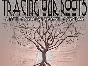Poster for Oberlin Dance Company: Tracing Our Roots: A look into the Past, as we Move into the Future