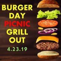 Chef's Corner Burger Day Picnic