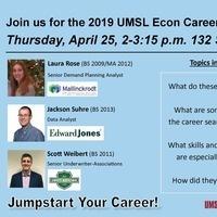 UMSL Econ Alumni Panel