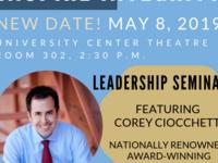 Inspire Integrity! Leadership Seminar with Corey Ciocchetti