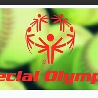 Special Olympics Softball Unified Event