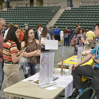 College & Career Night at SUNY Oswego