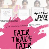 6th Annual Fashion Revolution...Fair Trade Fair, Guest Speakers & Fashion Show