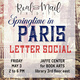 Real Mail Fridays: Springtime in Paris Letter Social
