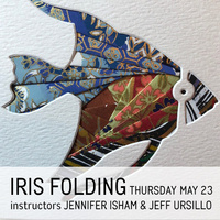 Workshop: Iris Folding