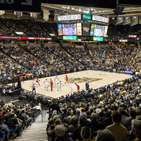Wake Forest Basketball vs. Boston College