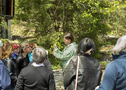 Jun 17, 2019: Mindful Monday Garden Walks at Brian C. Nevin Welcome Center