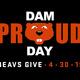 Dam Proud Day