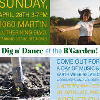Dig n' Dance at the R' Garden