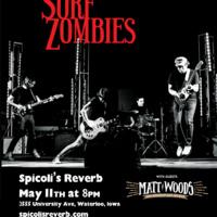 Surf Zombies with Matt Woods