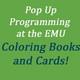 Pop-up at the EMU! Congratulations and Thank you Cards!