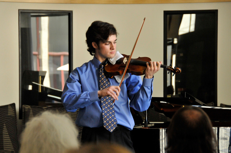 17th Annual Prokopoff Violin Concert