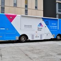 Mobile Mammography Van/Mamografía Móvil: : Family Health Center of Harlem