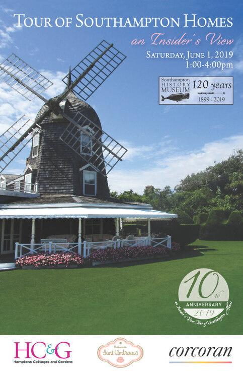 "10th Annual Southampton House Tour ""Insider's View"""