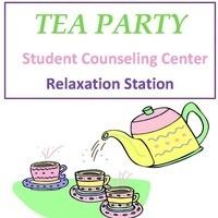 Tea Party Relaxation Station