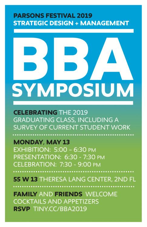 Parsons BBA Symposium