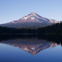 Mt. Hood Camping and Paddle Boarding!