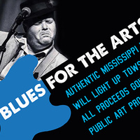 Triple Crown Tattoo and Art Gallery Presents: Blues For The Arts