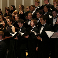 DePaul Concert Choir & Lincoln Park High School Chamber Singers