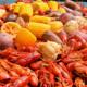 Crawfish Boil at Proz EOL