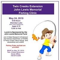 John Lewis Memorial Fishing Clinic